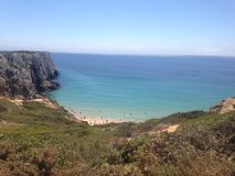 Algarve Royaltyfria Foton