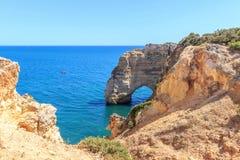 Algarve Lizenzfreie Stockbilder