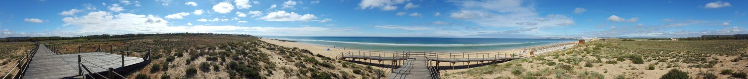 Algarve Arkivfoto