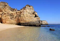 Algarve beach 5 Royalty Free Stock Images