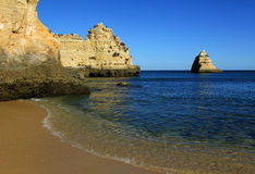 Algarve beach 6 Stock Photo