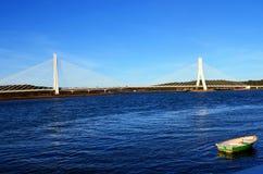 algarve bridge royalty free stock image