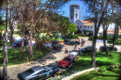 Algarve Classic cars Royalty Free Stock Image