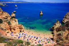 Algarve Coast Stock Photos