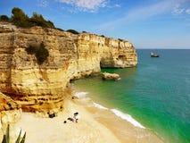 Algarve, Coast and Beach, Portugal Stock Photo