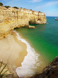 Algarve, Coast and Beach, Portugal Stock Images