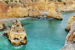 Algarve, Coast and Beach, Portugal Stock Photography