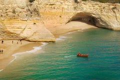 Algarve, Coast and Beach, Portugal Royalty Free Stock Photography