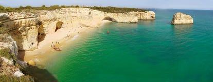 Algarve, Coast and Beach, Portugal Stock Image