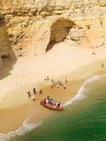 Algarve, Coast and Beach, Portugal Royalty Free Stock Photos