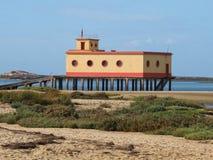 Free Algarve Coast Of Fuseta With Beautiful Wild Nature Royalty Free Stock Images - 215766749