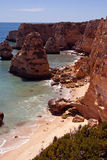 Algarve coast, Portugal Stock Image