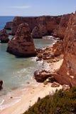 Algarve coast, Portugal Stock Image
