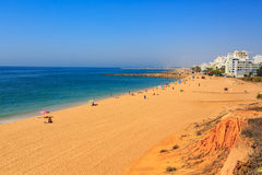 The Algarve coast Stock Photo