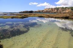 Algarve coastline Royalty Free Stock Image