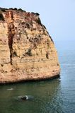 Algarve coastline Royalty Free Stock Photography