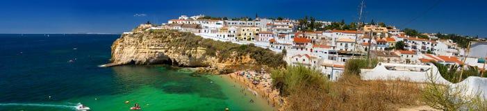 algarve del portugal Royaltyfri Fotografi