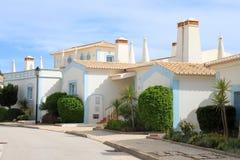 Algarve domy Zdjęcia Royalty Free
