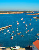 Algarve harbor, Portugal Stock Image