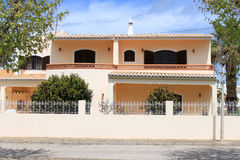 Algarve houses Stock Images