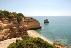 Algarve - il Portogallo Immagine Stock