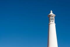 Algarve-Kamin Stockbild
