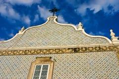 algarve kościół Portugal Zdjęcia Stock