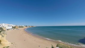 Algarve Kust stock footage