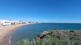 Algarve Kust stock video