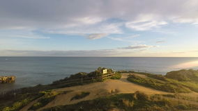 Algarve Kust stock videobeelden