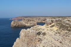 Algarve, la région célèbre au Portugal Photo stock