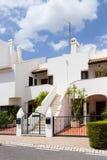 Algarve-Landhaus Lizenzfreie Stockfotos