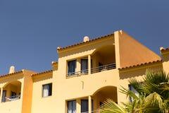 Algarve mieszkanie Obrazy Royalty Free