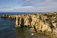Algarve, Portogallo Immagine Stock