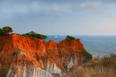 Algarve Portogallo Immagine Stock