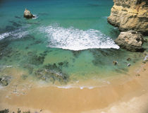 Algarve, Portugal Image stock