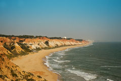 Algarve, Portugal Royalty Free Stock Photos