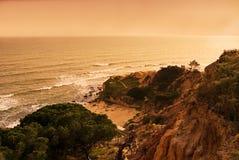 Algarve, Portugal Stock Photo