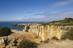 Algarve, Portugal. Landscape near Albufeira Stock Photo