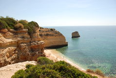 Algarve - Portugal Stock Image