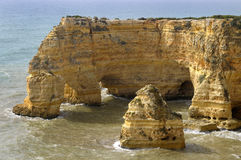 Algarve, Portugal Royalty Free Stock Photography