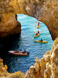Algarve Portugal Stock Images