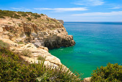 Algarve Portugal Coast Stock Photos
