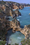 The Algarve - Portugal stock image