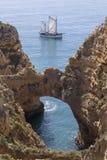 The Algarve - Portugal royalty free stock photos