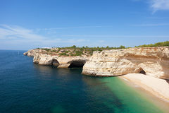 Algarve, Portugal Royalty Free Stock Photo