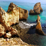Algarve Portugal Stock Photography