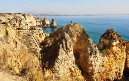 Algarve Portugal Royalty Free Stock Photography