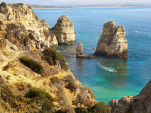 Algarve Portugal Royalty Free Stock Images