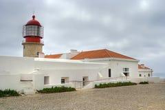 algarve przylądka Portugal st vincent Fotografia Royalty Free